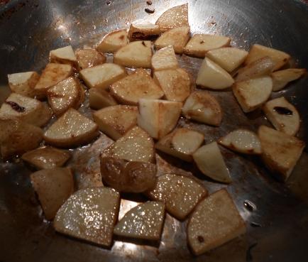 potatoes saute