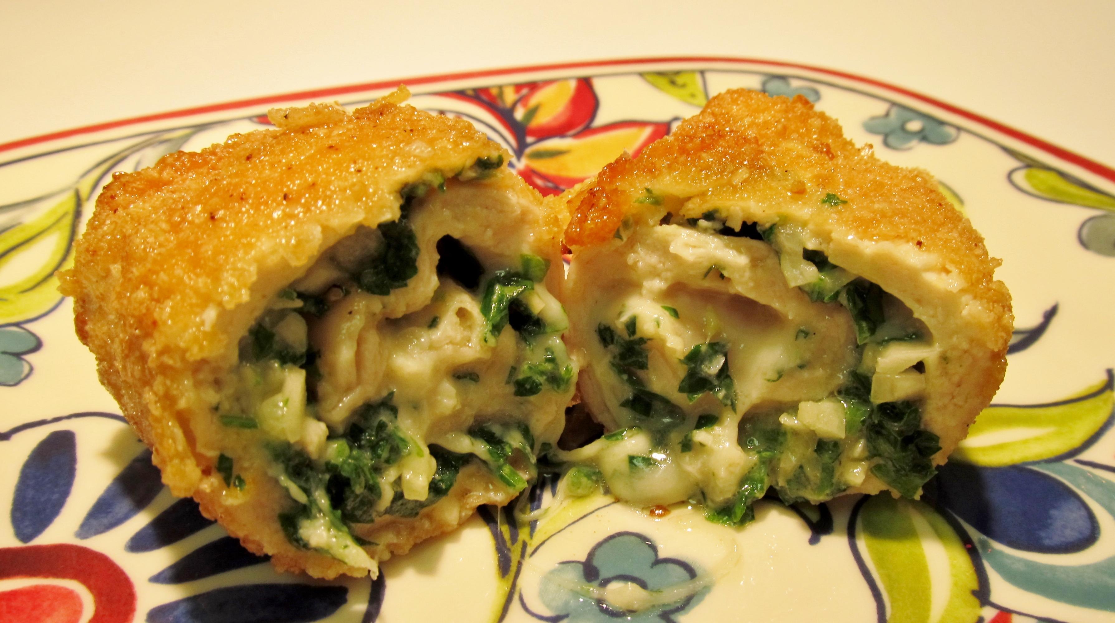 Chicken Rollatini With Prosciutto And Cheese Recipes — Dishmaps