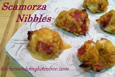 scamorza nibbles w writing