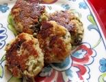 1  Eggplant Fritters