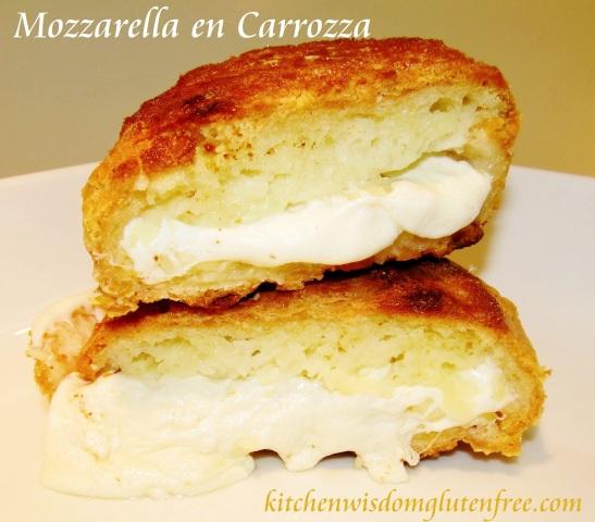 mozzarella en carozza - Copy