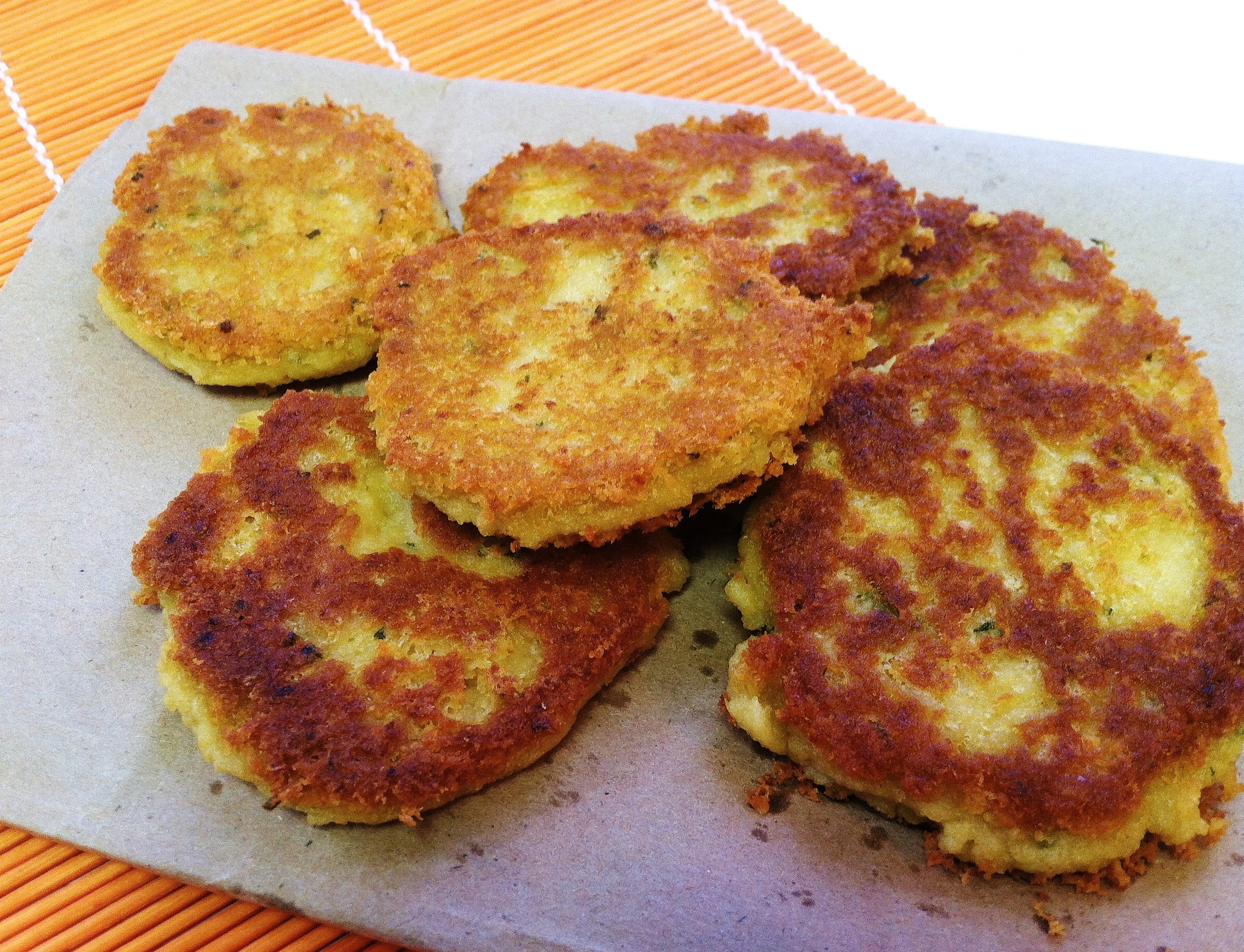 Chickpea Fritters Gluten Free – Forget What You Know About Wheat(c ...