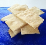 cannellini bean crackers