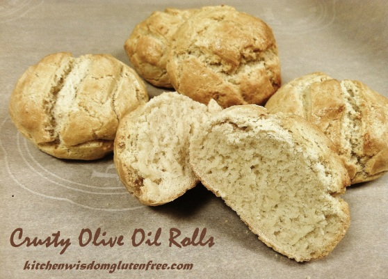 olive oil rolls w writing
