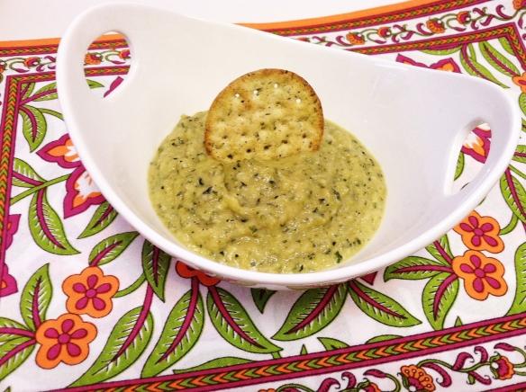 zucchini dip
