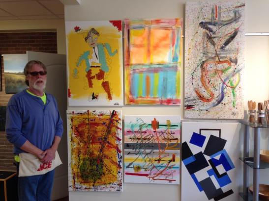 pete artist in residence april 2016