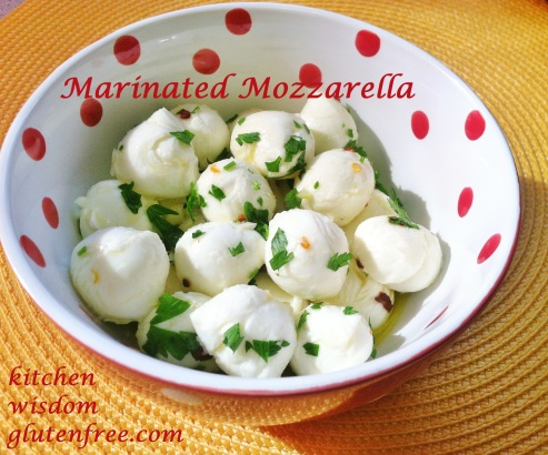 marinated mozzarella - Copy